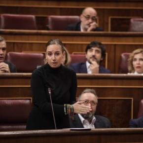 """Melisa Rodríguez (Cs): """"El sistema de financiación no se actualiza desde 2013 pero Sánchez tiene tiempo para ir a festivales en avión oficial"""""""