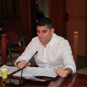 """Benjamín Perdomo (Cs): """"La justicia ha dado la razón a Cs sobre los incumplimientos en las bases para cubrir las plazas de la Red Tributaria"""""""