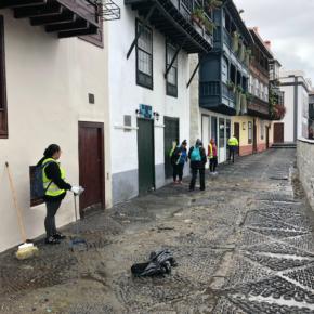 Cs pide a PSOE y CC que bonifique los impuestos municipales a los vecinos afectados por las inundaciones ocurridas en la calle Pérez de Brito
