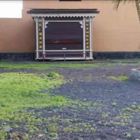 Ciudadanos pide explicaciones al Ayuntamiento de Breña Alta por el cierre del quiosco municipal ubicado junto al centro de salud