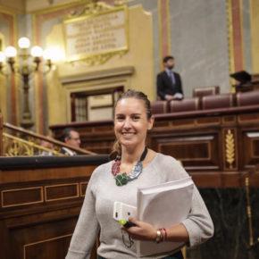 """Melisa Rodríguez: """"Los jóvenes europeos tienen claras sus preocupaciones, sus ideas y sus propuestas para el futuro de Europa"""""""