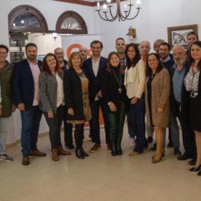 """Saúl Ramírez (Cs): """"Ciudadanos es la única alternativa real para hacer posible el cambio que Lanzarote necesita"""""""