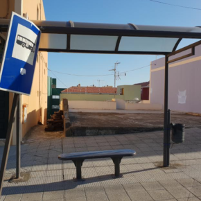 """Cs pide a CC y al PSOE que """"dejen de mirar para otro lado"""" y exijan al Cabildo que acondicione las marquesinas de guaguas de Breña Alta"""