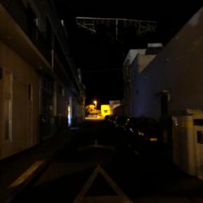 Ciudadanos exige al Ayuntamiento de El Paso que restablezca el suministro eléctrico en la calle Pedro Martín Hernández