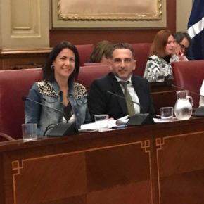 Cs logra que el Ayuntamiento de Santa Cruz de Tenerife se comprometa por unanimidad a mejorar el mantenimiento de los pasos de peatones en la ciudad