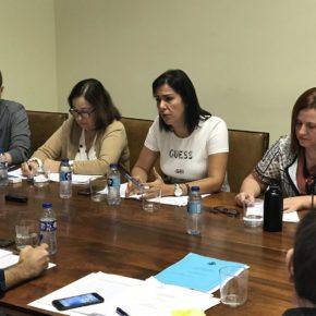 """Evelyn Alonso (Cs): """"Los vertidos producidos en La Hondura demuestran la dejadez durante años de CC y el bipartidismo (PP y PSOE) en esta materia"""""""
