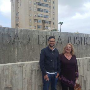 """Beatriz Correas (Cs): """"Gracias a Ciudadanos se ha destapado la mala gestión y los presuntos delitos cometidos en Emalsa"""""""