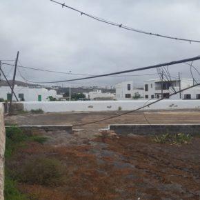 Ciudadanos pide al Ayuntamiento de San Bartolomé que soterre el cableado aéreo de la localidad de Güime