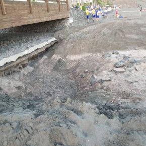 Ciudadanos pide al Ayuntamiento de Tuineje un plan de rehabilitación para la avenida de Las Playitas