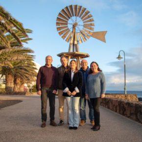 Carmen Pellón asume la coordinación de la nueva agrupación de Ciudadanos en Teguise