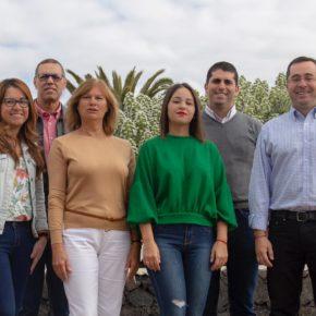 Saray Rodríguez asume la coordinación de la nueva agrupación de Ciudadanos en Tías