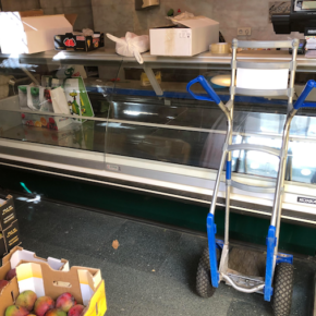 Cs denuncia la absoluta dejadez del equipo de gobierno (PSOE y CC) para solucionar las cámaras frigoríficas del mercado municipal de Santa Cruz de La Palma
