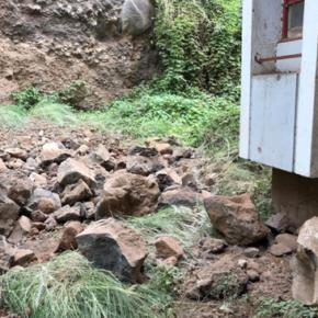 Cs denuncia la desidia del gobierno local de Santa Cruz de La Palma (PSOE y CC) para garantizar la seguridad de los vecinos de Benahore
