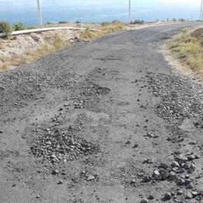 Ciudadanos exige al Ayuntamiento de Arico que acondicione las vías de Icor-El Bueno
