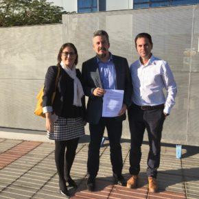 Ciudadanos denuncia el deterioro que presentan los parques infantiles de San Bartolomé de Tirajana