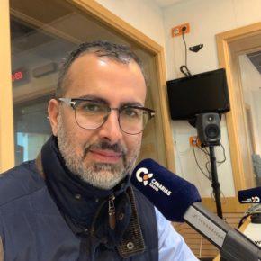"""Mariano Cejas (Cs): """"Es una vergüenza que el PSOE se niegue ahora que gobierna a revisar la financiación autonómica"""""""