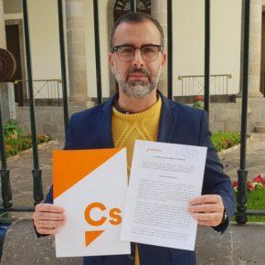 Cs reclama al Parlamento de Canarias que pida al Gobierno de Sánchez que reconozca a Guaidó como presidente para la transición en Venezuela