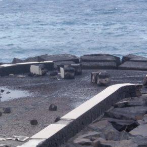Cs logra que el Ayuntamiento de Breña Alta repesque y ponga en marcha el proyecto para la reconstrucción del Mirador de Bajamar