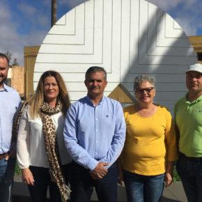 Jesús Montañez asume la coordinación del grupo local de Ciudadanos en Antigua
