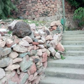Ciudadanos consigue que el Ayuntamiento de Agüimes solucione deficiencias de la cancha deportiva de Temisas