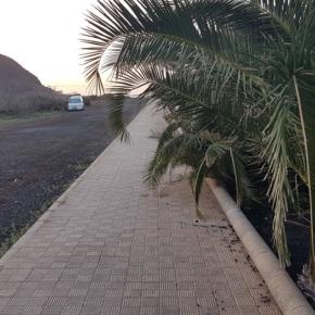 Ciudadanos urge al Ayuntamiento de Tuineje a acondicionar las zonas verdes de Gran Tarajal