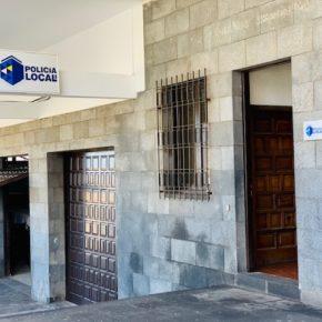 Ciudadanos denuncia la falta de recursos y de infraestructuras adecuadas para la Policía Local en Puerto de La Cruz