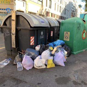 Cs pide a CC que realice las gestiones necesarias para que el municipio lagunero cuente con contenedores accesibles y adaptados