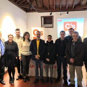 Ciudadanos se presenta en Tegueste como la única alternativa para el cambio en el municipio