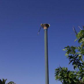 Ciudadanos reclama al Ayuntamiento de Agüimes que acondicione el parque anexo al Pabellón de Arinaga