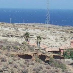 Ciudadanos denuncia el abandono en el que se encuentran las instalaciones del antiguo burro safari de Arico