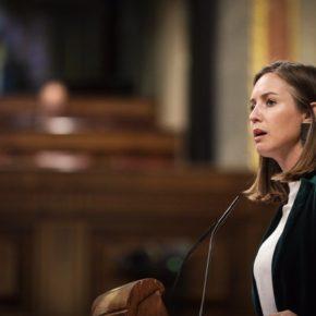 """Melisa Rodríguez (Cs): """"Hoy pierde Sánchez y su gobierno Frankestein y gana España"""""""