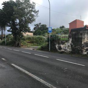 Ciudadanos pide al Ayuntamiento de El Sauzal que reclame mejoras en la parada de guaguas ubicada frente a la Casa Roja