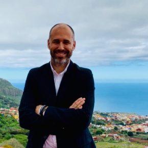 Ricardo Acosta asume la coordinación de la agrupación de Ciudadanos en Los Realejos