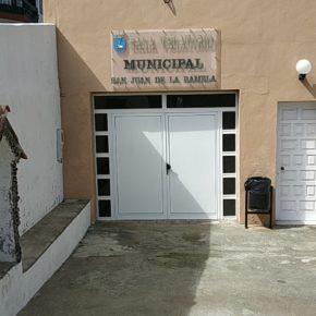 Ciudadanos denuncia el mal estado en el que se encuentra el tanatorio de San Juan de La Rambla