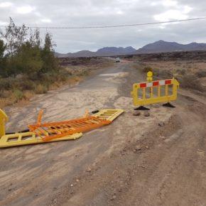 Ciudadanos urge al Ayuntamiento de Tuineje a acondicionar la carretera de La Mata