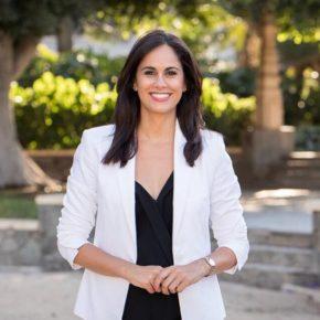 """Vidina Espino (Cs): """"Ciudadanos trabajará para poner en marcha nuevas políticas encaminadas a conseguir una Canarias avanzada y moderna"""""""