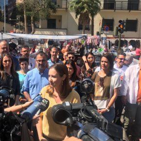 """Rodríguez (Cs): """"Ciudadanos es el único partido que ha demostrado que trabaja por Canarias"""""""