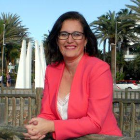 Inés Rodríguez será la candidata de Ciudadanos a la alcaldía de San Bartolomé de Tirajana