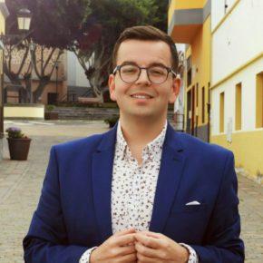 Adán Garcíaencabezará la lista de Ciudadanos al Ayuntamiento de Granadilla de Abona