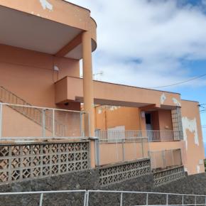 Ciudadanos pide al Ayuntamiento de Santa Úrsula que recupere y adecente el antiguo colegio El Farrobillo
