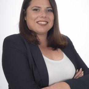 La Secretaria de Organización de Ciudadanos en Gran Canaria, Guayarmina Méndez, encabezará la lista al Ayuntamiento de Agaete