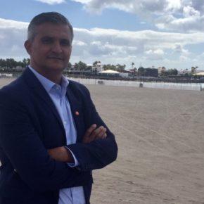 Ciudadanos propone la recuperación de los mercadillos en la plaza de Antigua