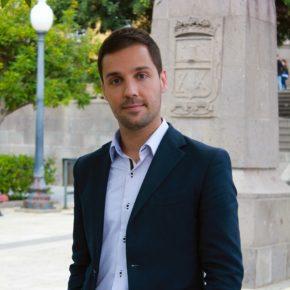 José Eduardo Marrero será el candidato de Ciudadanos a la alcaldía del Ayuntamiento de Arucas