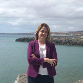 Nuria Martín encabezará la lista de Ciudadanos al Parlamento de Canarias por la isla de Fuerteventura