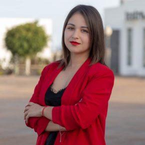 Saray Rodríguez será la candidata de Ciudadanos a la alcaldía de Tías