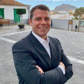 Segundo García será el candidato de Ciudadanos al Ayuntamiento de San Miguel de Abona