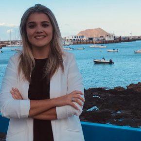 Valeria Peñas encabezará la lista de Ciudadanos al Ayuntamiento de La Oliva