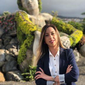 Guacimara Alonso encabezará la lista de Ciudadanos al Ayuntamiento de Santa Úrsula