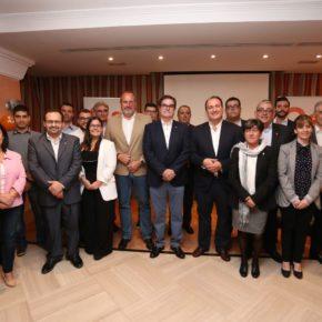 """Francisco Niño: """"Ciudadanos trabajará por una administración ágil, eficiente y transparente en Arona"""""""