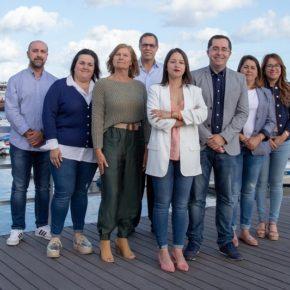 """Saray Rodríguez: """"Ciudadanos va a crear un Plan de Infraestructuras para la mejora y embellecimiento de los pueblos de Tías"""""""
